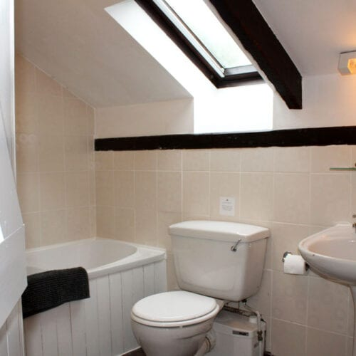 The Tack Room 's Bathroom | Thorney Country Cottages