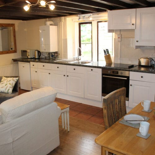 Open plan with space to relax in Somerset
