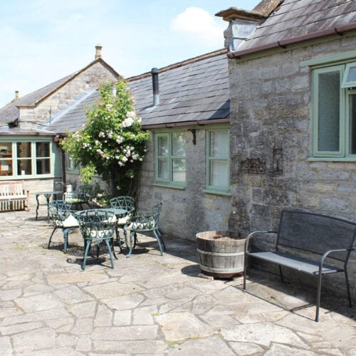 Holiday rental with outside space near Langport