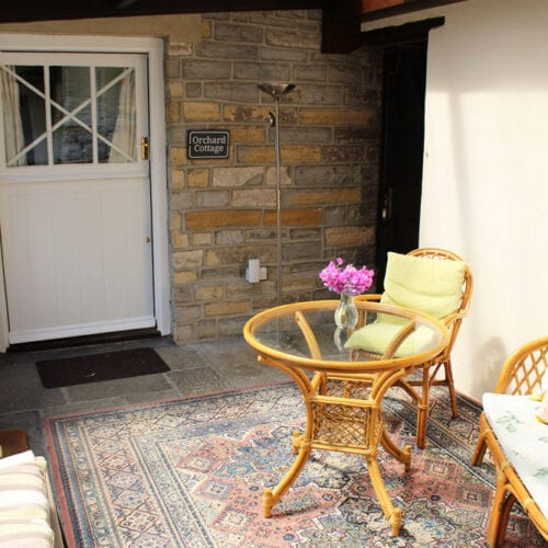 Communal spaces for whole family on Somerset holiday